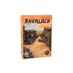 Sherlock Q5: Disparos al...
