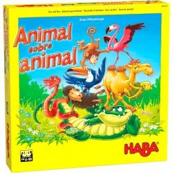 Animal sobre animal: El...