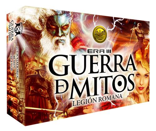 GDM10: Legión Romana