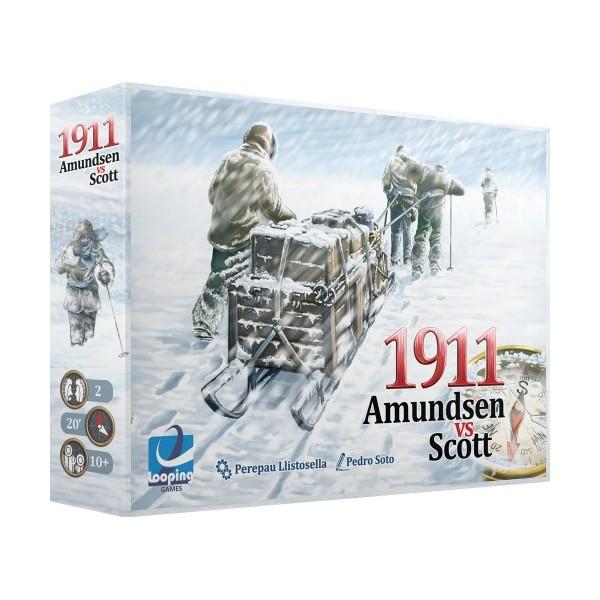 1911: Amundsen vs. Scott
