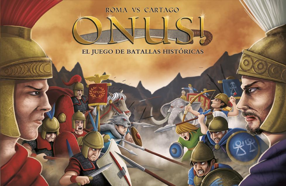 ONUS! Roma vs. Cartago