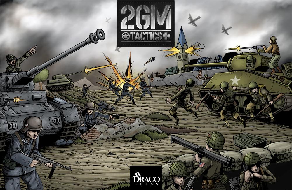 2GM Tactics