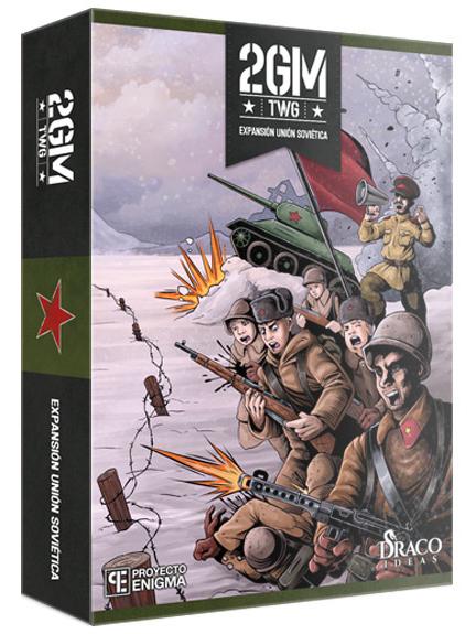 2GM Tactics: Expansión Rusia
