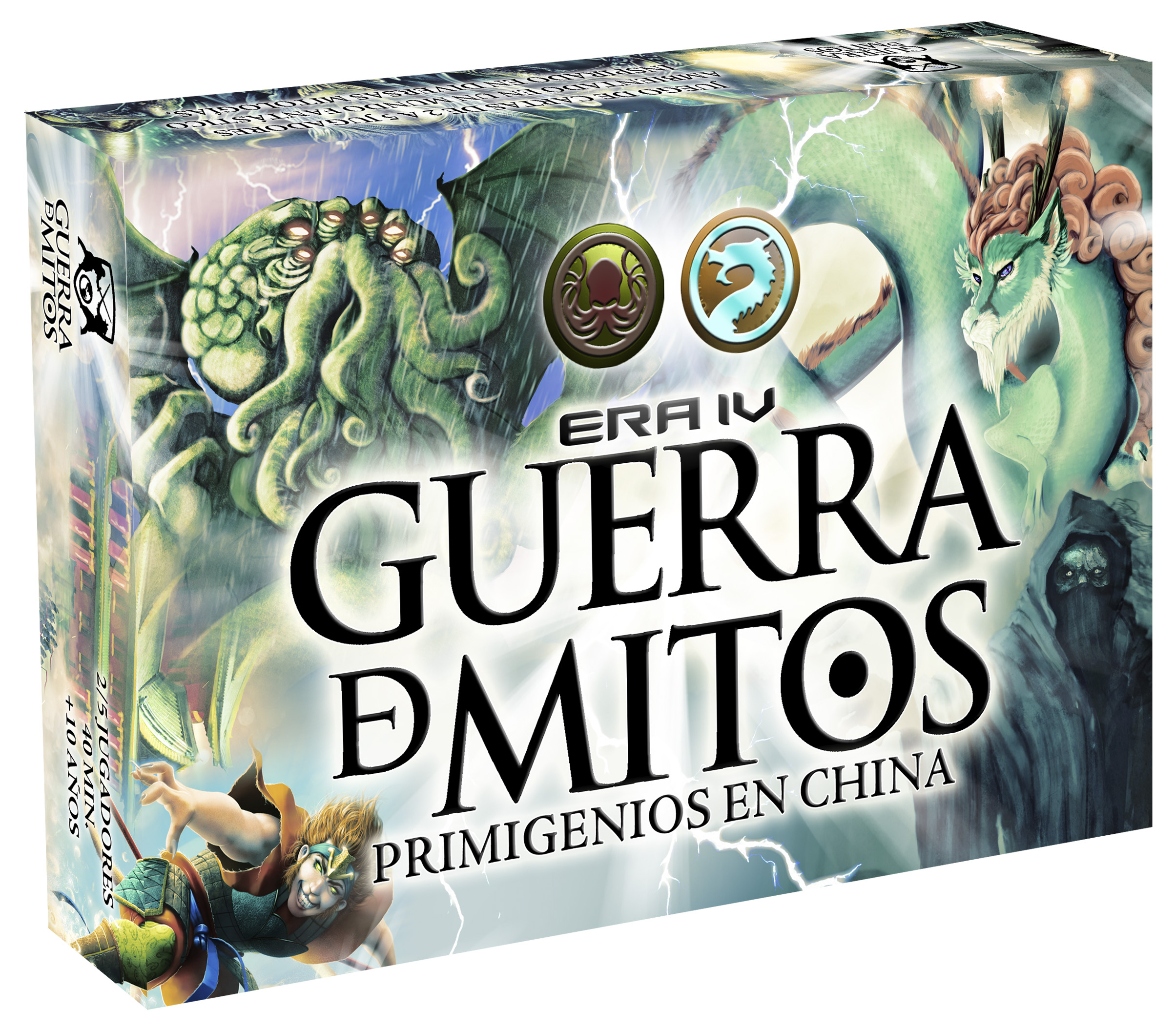 GDM12: Primigenios en China