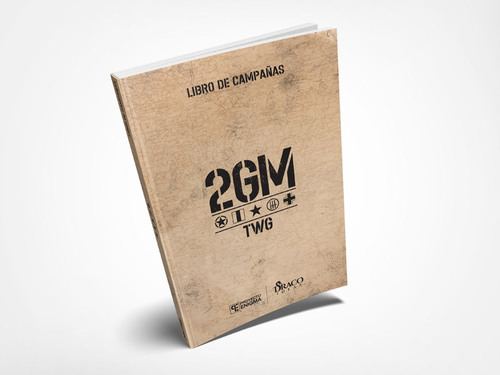 2GM Tactics: Libro de campaña