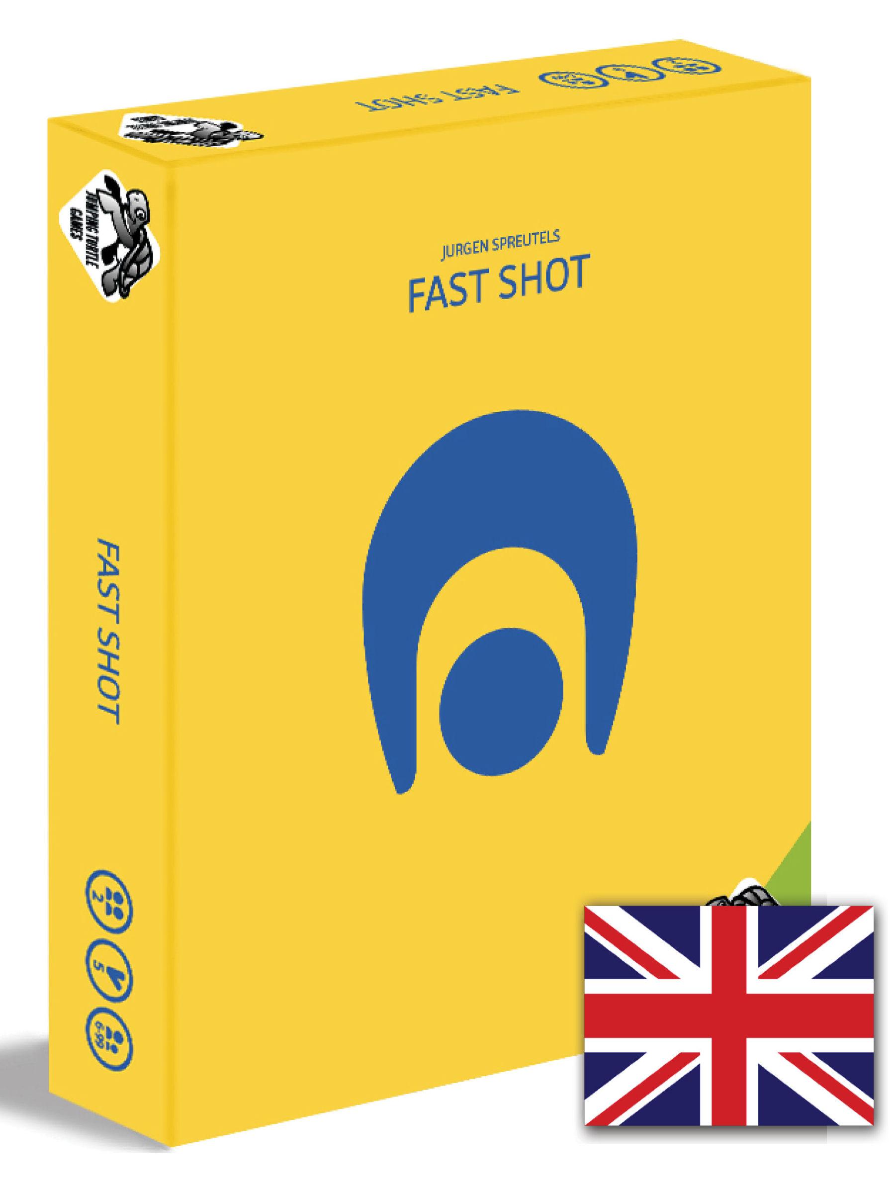 Fast Shot - Edicion amarilla