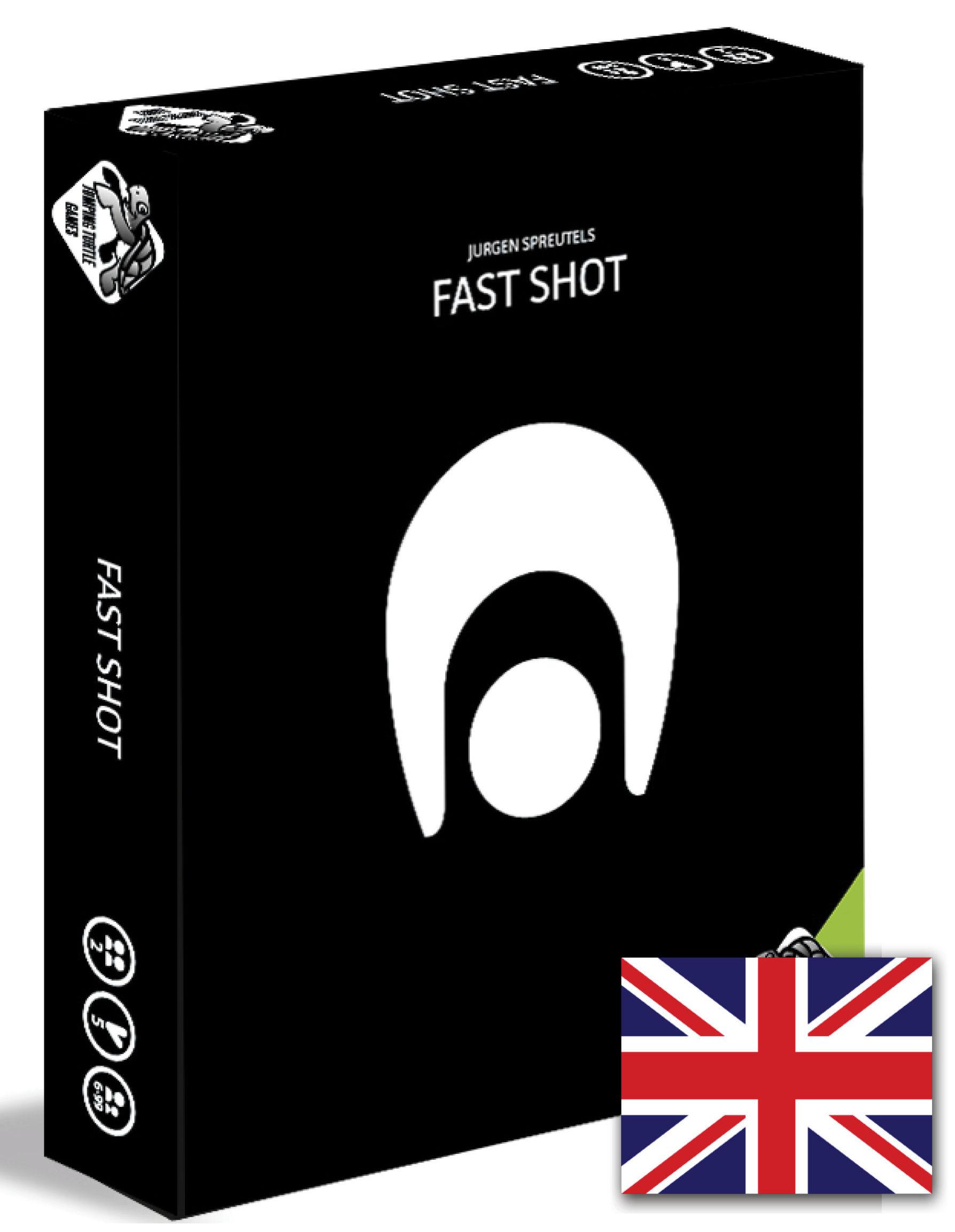 Fast Shot - Edicion negra