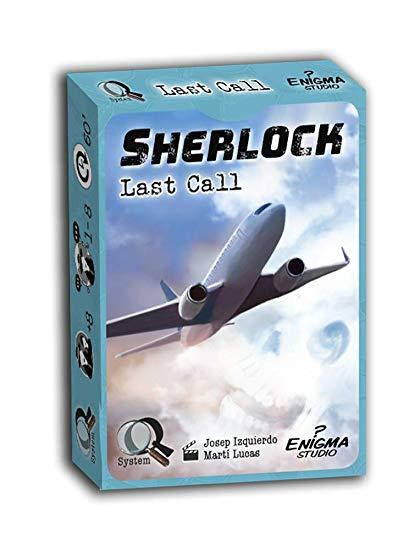 Sherlock Q serie 1: Last...