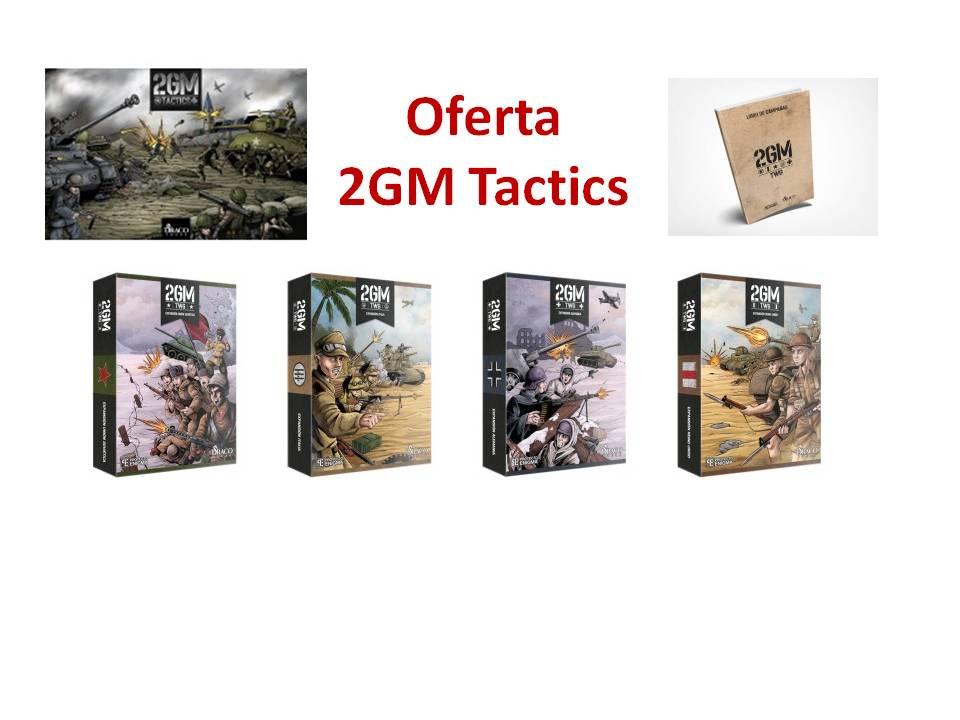 Pack Oferta 2GM Tactics