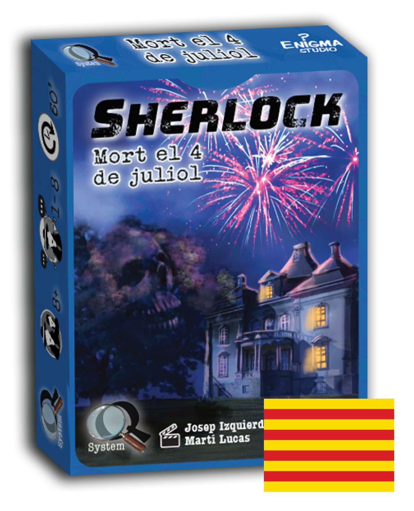 Q serie 1 - Sherlock: Mort...
