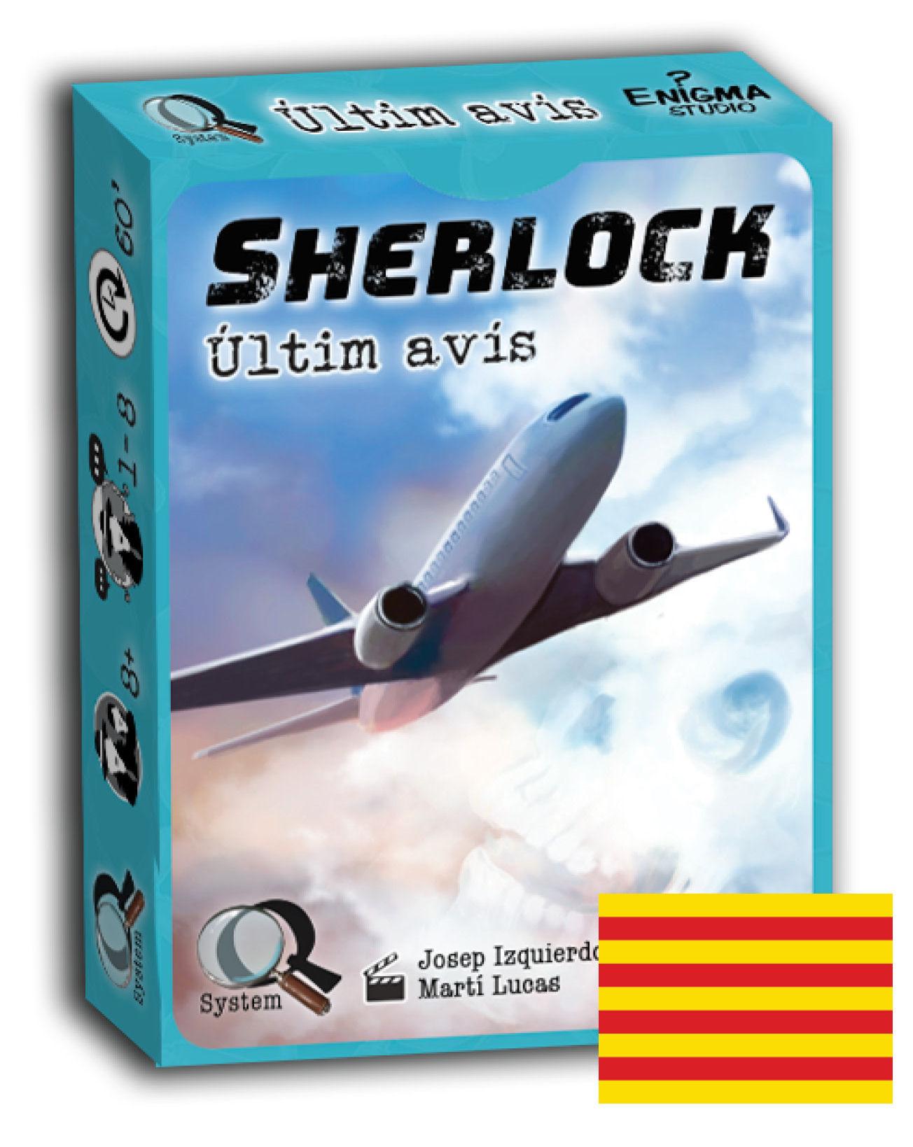 Q serie 1 - Sherlock: Últim...
