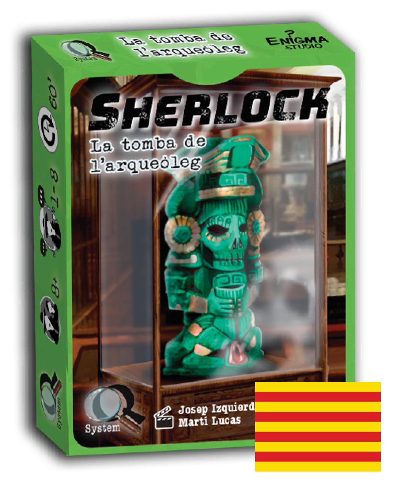 Q Serie 1 - Sherlock: La...