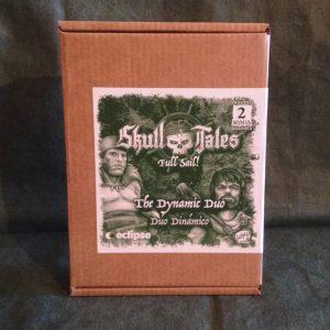 Skull Tales: Duo dinámico