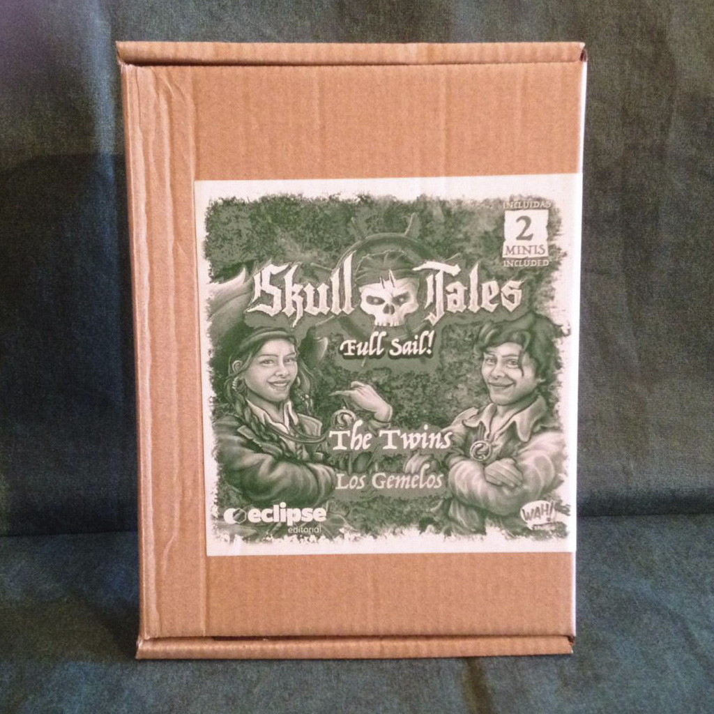 Skull Tales: Mellizos