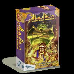 Aladino y la cueva de las...